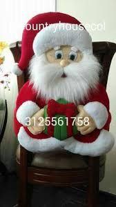 Best 12 Molde papai noel para imprimir - Criativo Ok Christmas Soap, Christmas Crafts To Make, Felt Christmas Decorations, Christmas Sewing, Christmas Makes, Christmas Projects, Xmas, Christmas Ornaments, Holiday Decor