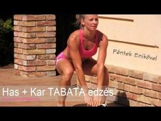 Has+kar TABATA edzés - TORNAVIDEO.HU - YouTube