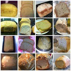 Cocina Fácil Sin Gluten: Recetas de pan sin gluten en PANIFICADORA y algún truquiño...
