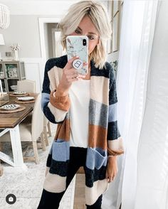 Winter Teacher Outfits, Pink Lily Boutique, Tall Boots, Grey Stripes, Color Blocking, Graphic Tees, Autumn Fashion, Light Blue, Stylish