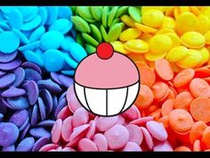 ▶ Chocolate vs Candy Melts - How to Melt, Color & Thin Chocolate & Candy Melts - YouTube