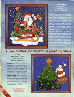 Album Archive - 193 Natal Pano Lency - Creando Ideas n. Christmas Holidays, Album, Frame, Creando Ideas, Home Decor, Google, Shape Crafts, Crochet Hair, Baby Knits