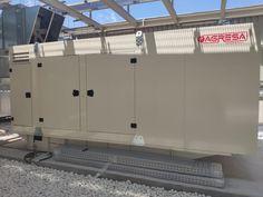 Instalación grupo electrógeno_Agresa_Gencat Proyecto Agresa Manresa_ Instalación grupo electrógeno GENCAT // Agresa Manresa Project_ GENCAT_installation of a generator set// Agresa Manresa Project_ GENCAT_installation d'un groupe électrogène.