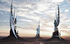 UPRISING - Terraforming Earth on Behance