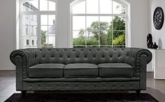 Classic Scroll Arm Button Tufted Chesterfield Style Sofa (Ash Gray, Beige, Light Gray and Rust, Sofas) (Ash Gray) BD Home Furnishings http://www.amazon.com/dp/B011DYK1Q4/ref=cm_sw_r_pi_dp_WXVLwb0JSVHQZ