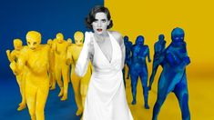 Edgar Wright explains how Alison Brie 'saved' the video for Beck's 'Colors' Annie Clark, Beyonce, Baby Driver, Scott Pilgrim, Alison Brie, New Music, Ronald Mcdonald, Music Videos, Interview