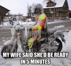 Is this you? #newlywedsurvive It is usually me waiting for my hubby!