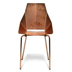 Blu Dot's Real Good Chair now comes in copper.