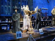Harry Potter Movie Set Tour