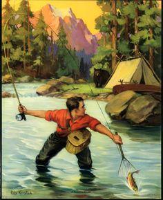 #art #fishing