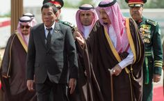 AFTER a week-long visit to the Middle East, President Rodrigo Duterte brought home with him 138 overseas Filipino workers (OFWs) who have been stranded in Saudi Arabia. Rodrigo Duterte, Saudi Arabia, Filipino, Philippines, Bring It On