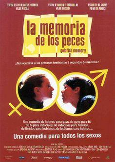 «La memoria de los peces» (Goldfish memory, 2003, Liz Gill)