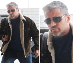 grey hair - Matt LeBlanc- Keep it this way !!!!