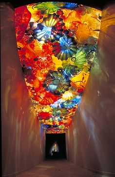 Chihuly at Orlando Museum of Art
