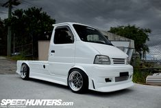 I've always loved these little trucks... this one is a beast with 250hp