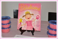 Homemaking Fun: A Pinkalicious Play Date