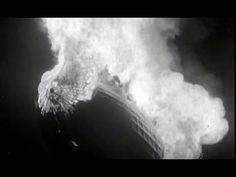 Hindenburg Explodes - vintage documentary with original footage
