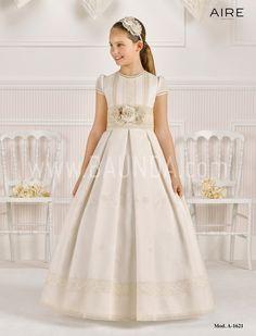 Vestido-de-comunion-2016-AIRE-BARCELONA-A1621-baunda-madrid