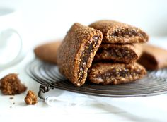 My New Roots: Vanilla-Rooibos Fig Newtons (fun food site!)