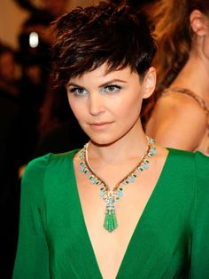Ginnifer Goodwin rockin the pixie