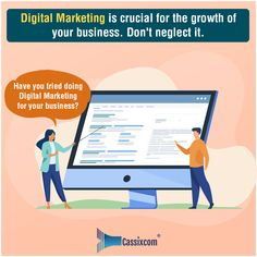 Digital Marketing services are inevitable for business growth. It increases your potential to reach the right audience quickly. For more details, Email: Info@cassixcom.com #Cassixcom #DigitalMarketing #DigitalMarketingAgency #MarketingAgency #OnlineMarketing #DigitalMarketingServices #WebsiteDevelopment #DigitalMarketingTips #GoogleAds #PPCads #PayPerClick #PaidMarketing #PaidMarketingStrategy #GrowYourBrand Digital Marketing Services, Online Marketing, Google Ads, Competitor Analysis, Growing Your Business, Inevitable, Amazing, Inspiration, Biblical Inspiration
