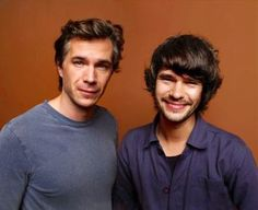 James D'Arcy and Ben Whishaw Nathan Barley, Cloud Atlas 2012, London Spy, Brideshead Revisited, Ben Whishaw, The Danish Girl, James D'arcy, Suffragette, Skyfall