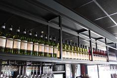 Nieuw interieur T' Zusje Cuijk Wine Rack, Retail, Storage, Furniture, Ideas, Home Decor, Purse Storage, Decoration Home, Room Decor