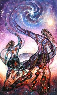 """""""Spiritual partnership implies a goal of encouraging and supporting the unfolding of each others souls reasons for being here in the first place."""" ~Katherine Woodward Thomas"""