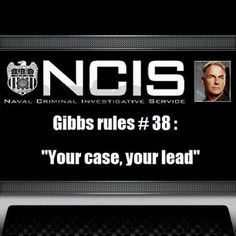gibbs rule #38