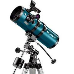 Imagine one of these on the roof! There's no light pollution, you could see everything