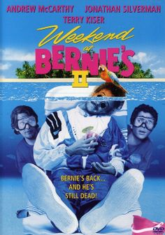 Weekend at Bernie's 2 (DVD) (wayyy better than the first one..my opinion)