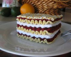 Spaghetti Party by CopaceticCrocheter on Etsy