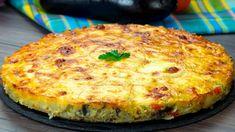 Budinca de legume – o mancare delicioasă pentru cei ce nu au idee ce să . Baby Food Recipes, Cooking Recipes, Romanian Food, Yams, Desert Recipes, Mozzarella, Food Videos, Quiche, Deserts