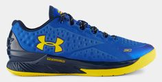 Steph Curry's New Under Armour Shoe Releases Next Week