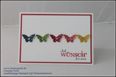 Stampin Up! Butterfly Incolor