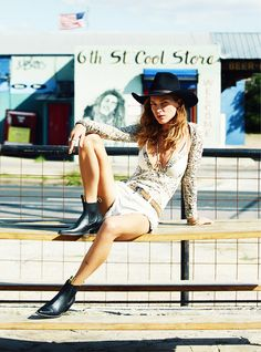 SHOP TIL YOU DROP AUSTRALIA MARCH 2014 MODEL: ERIN WASSON
