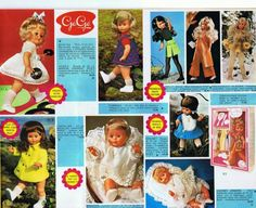 Image - Poupées et poupons Gégé - Les poupées à trousseau - Skyrock.com