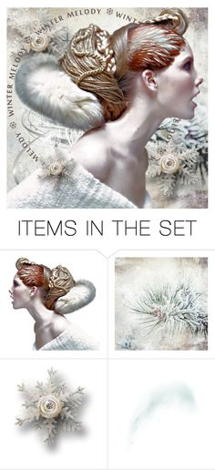 """""""Queen of Ice"""" by andrejae ❤ liked on Polyvore featuring art and artset"""