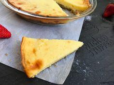 Sweet Buttercream Pie