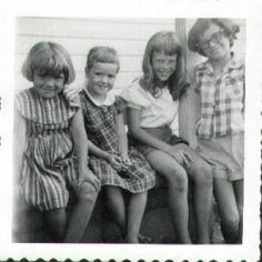 Writing prompts for recreating your family memories. If you did just one a day, you could write your own book.