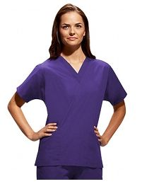 Cherokee Unisex Top from Happythreads - Lightweight easy fit with loose sleeves and two patch pockets. More than 10 colours to pick from. Cherokee Uniforms, Cherokee Scrubs, Healthcare Uniforms, Medical Uniforms, Happy Threads, Medical Scrubs, Scrub Tops, Costume Design, V Neck Tops