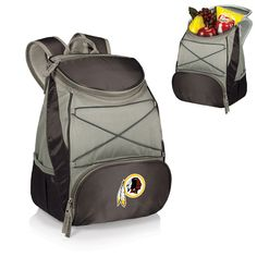 d0aeffefe Washington Redskins Insulated Backpack - PTX by Picnic Time
