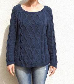 Pullover, Crochet, Blog, Sweaters, Fashion, Useful Life Hacks, Little Girl Clothing, Tricot Facile, Knits