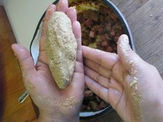 Alcapurrias - How to make delicious Puerto Rican Recipes. PRrecipes.com