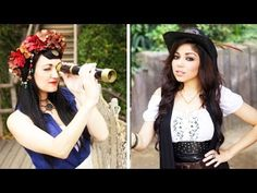 Disney Fashion Series: Pirates! with Charis (Charismastar on YouTube) If you didn't know... it's the 10 YEAR ANNIVERSARY of The Curse of the Black Pearl... whaaa? How has it been that long already?! ENJOY!