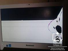 Amigos de Reparamos Compus 2.0  ¿La pantalla de su Computadora All In One / Laptop y/o Monitor se estrello/daño ?   Acerquense a nosotros ... En Reparamos Compus 2.0 podemos reemplazarla y dejar su dispositivo como nuevo