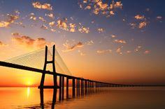The endless bridge by Luis Mata