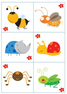 cheznounoucricri - Page 43 Montessori Activities, Preschool Activities, Activities For Kids, Creepy Animals, Card Games For Kids, Easy Coloring Pages, File Folder Games, Art Drawings For Kids, Monthly Themes