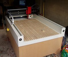 Rockcliff DIY CNC Router Plans