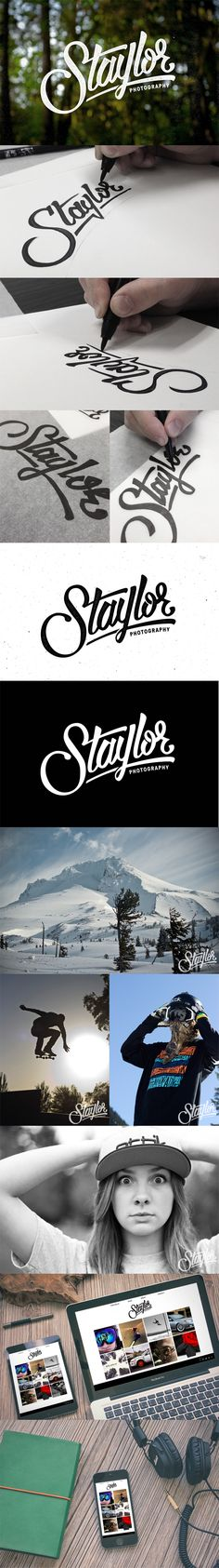 Staylor Photography by Brian Jagodnik, via Behance